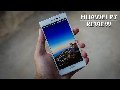 Huawei P7 Review | First Topic | Scoop.it