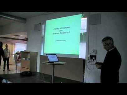 Erlang - Joe Armstrong | Concurrent Life | Scoop.it