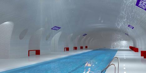 Des projets innovants revisitent les stations fantômes du métro parisien | Innovations, tendances & start-up | Scoop.it