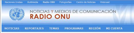 Radio de las Naciones Unidas (ONU)| | Materials for Spanish class | Scoop.it
