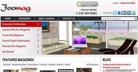 Joomag – Crea tu revista online gratis | EDUDIARI 2.0 DE jluisbloc | Scoop.it