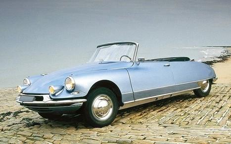 Cinema Car: Citroen DS19 Cabriolet | Auto Blog plus Car Blog | Super cars | Scoop.it