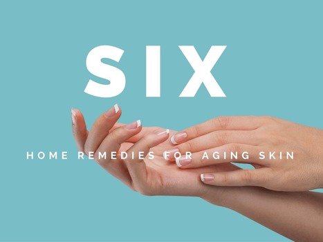 6 Home Remedies for Aging Skin   Natural OTC Hormonal Acne Treatment Remedies   Scoop.it