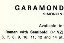 Garamond - Jan Tschichold's Sabon | Fuentes | Scoop.it