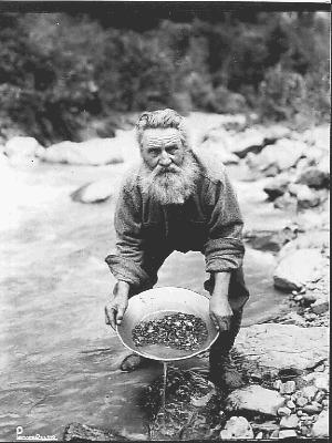 "California Star: ""A Rush to the Gold Washings"" - 1848 | California Gold Rush | Scoop.it"