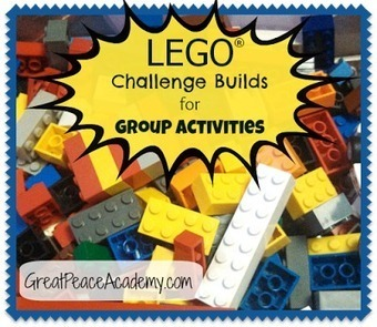 LEGO® Challenges - Great Peace Academy | Serious Play | Scoop.it