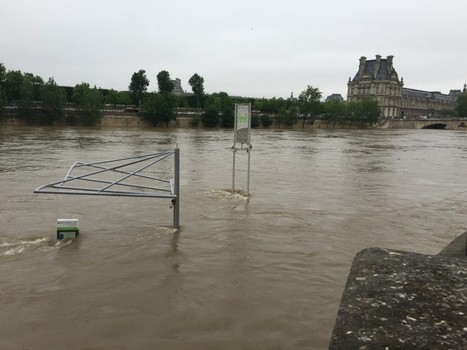 Flooding in Paris threatens the Louvre's most iconic artwork | Emergency Preparedness for Museums and Libraries | Scoop.it