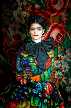 Susanne Bisovsky / Frida /  Photography for... | oeuvres composites | Scoop.it