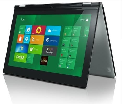 Top 10 Windows 8 Tablets   OMG Top Lists   Top 10 Lists   Scoop.it