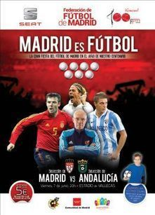 100 años de fútbol madrileño - AS | Fùtbol y algo más | Scoop.it
