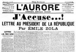 Forum des amis de Lutte Ouvrière - 13 janvier 1898 : Zola et l'affaire Dreyfus | prepa | Scoop.it