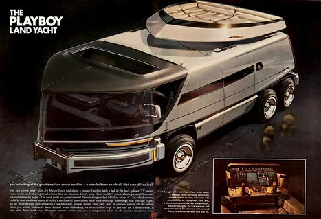 The Playboy Land Yacht | History 2[+or less 3].0 | Scoop.it