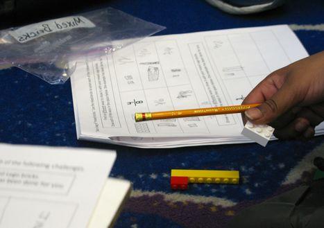 Using LEGO to Build Math Concepts | Scholastic.com | RECURSOS MATEMÁTICAS | Scoop.it