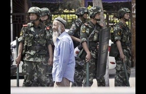 China expresses displeasure with Turkey accepting Uighurs | Upsetment | Scoop.it