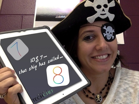 iOS 7… that ship has sailed… | iPad Lessons | Scoop.it