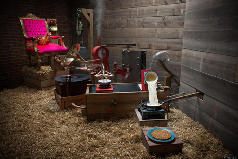 WATCH: A Rube Goldberg Pancake Machine | READ WHAT I READ | Scoop.it