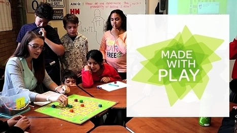 Made With Play: Game-Based Learning Resources | All about educational technology & games :) | Scoop.it