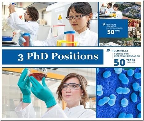 PhD @ Helmholtz Centre for Infection Research | bioinforamtics | Scoop.it