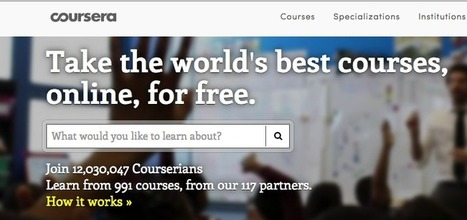 Three Excellent Places to Find Free Online Courses | Blended Learning & The 21st Century Schizoid… Plan | Scoop.it