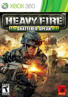 Heavy Fire Shattered Spear - تحميل العاب مجانا | gameeess | Scoop.it