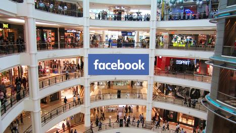 Facebook se rêve en centre commercial aux 45 millions de marques - BFMTV.COM | Digital Marketing Cyril Bladier | Scoop.it