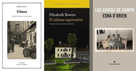 10 títulos imprescindibles de la literatura irlandesa - Librópatas | LITERATURA | Scoop.it