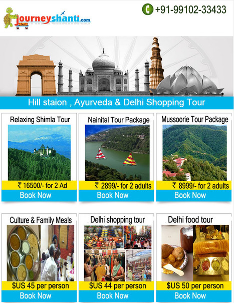 Summer Tour and Delhi Shopping Tour   Holiday Packages   Scoop.it