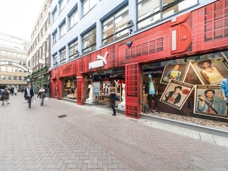Retail 2.0 : le nouveau concept de magasins connectés de Puma » Connected Store | Connected Store | Exemples | Scoop.it