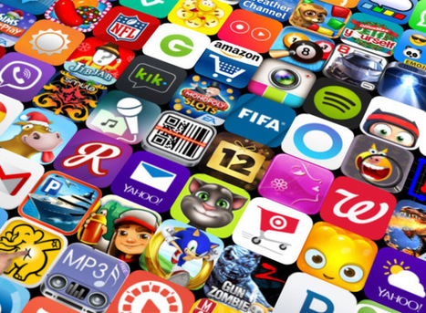 Apple: $10B In App Store Sales In 2013, $15B Paid Out To Developers To Date | TechCrunch | Mobile app market | Scoop.it