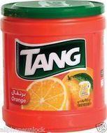Imported Tang Orange Powder Drink 2.5 Kgs Mega Jumbo Size Jar . | Imported food Items | Scoop.it