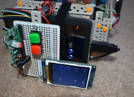 Success with a Balancing Robot using a Raspberry Pi | Raspberry Pi | Scoop.it