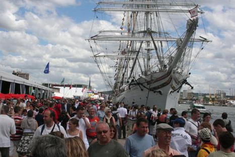 Circulation à Rouen. Avec l'Armada, ce sera comment ?   Armada de Rouen 2013   Scoop.it