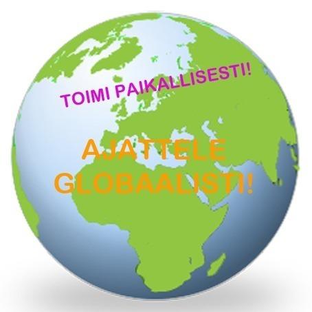 Ajattele globaalisti, toimi paikallisesti - eTwinning ja kestävä kehitys | eTwinning suomalaisissa kouluissa | Scoop.it