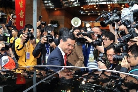 In Hong Kong, fears of China's hidden hand overshadow election | Comparative Government and Politics | Scoop.it