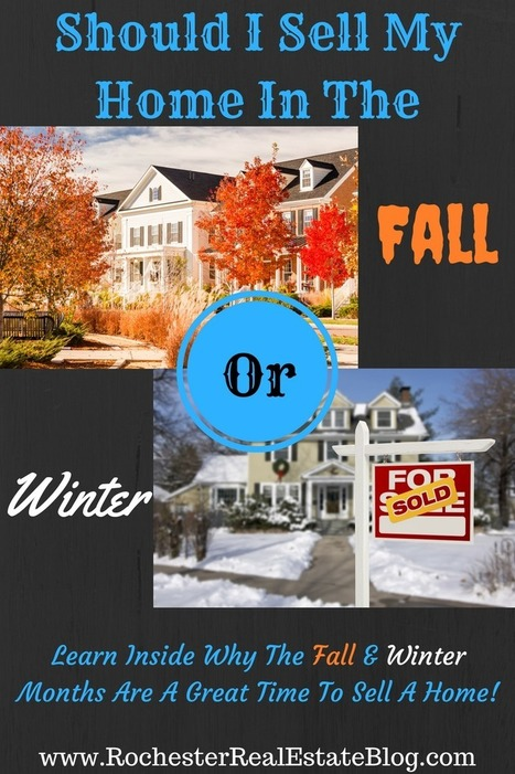 Should I List My Home For Sale In The Fall or Winter? | Top Real Estate and Mortgage Articles | Scoop.it
