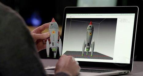 3D Printing Just Got User Friendly: Photoshop Creative Cloud [Video] | Technological Decentral Abundance (TDA) | Scoop.it