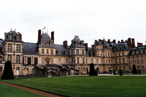 Before Versailles and Before the Louvre: Fontainebleau Palace | French Language Blog | Learning French with Fun | Scoop.it