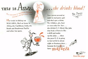Dr. Seuss On Malaria: 'This Is Ann ... She Drinks Blood' | Development studies and int'l cooperation | Scoop.it