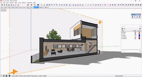 s4u Slice extension for Sketchup | PROJETO | Scoop.it