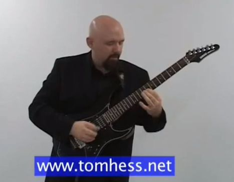 Video Guitar Lessons | Tom Hess, The Best Way To Learn To Play Guitar | Great Guitar Players, Lessons And Websites | Scoop.it