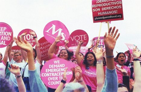 Exploring How Women Shape Politics in the New Issue of Ms. | Fabulous Feminism | Scoop.it