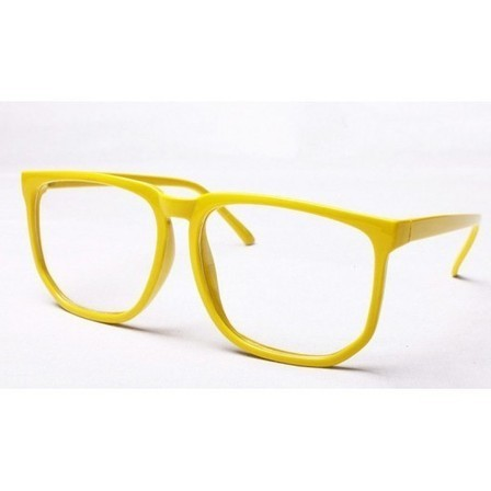 Lunette Geek Jaune | Because Vintage is Fashion ! | Scoop.it