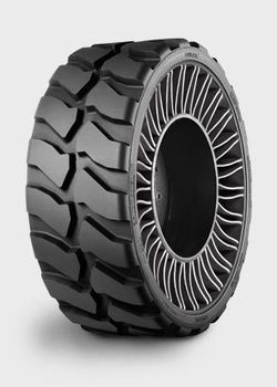 Michelin lance un nouveau type de pneu , le X Tweel SSL | Sciences & Technology | Scoop.it