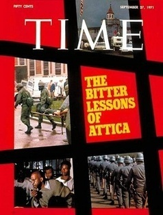 "Attica Prison Riot (1971) Including the Movie ""Against the Wall"" (1994) - Smiley & West 