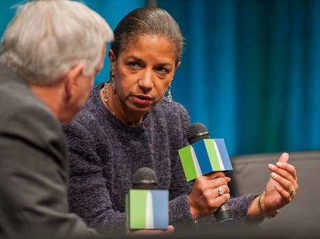 Susan Rice on Opposition to Iran Talks: 'It's Premature to Judge' | critical reasoning | Scoop.it