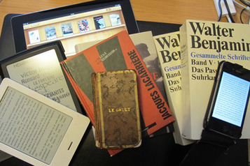 le tiers livre : liseuse, tablette : acheter quoi comment ? | Pour un nouveau service de lecture numérique en bibliothèque : retour d'expérience étagère numérique expérimentale de la bibliothèque de l'enssib | Scoop.it
