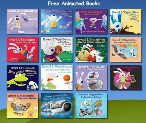 Animated Stories and Songs – Howard Wigglebottom | Teaching (EFL & other teaching-learning related issues) | Scoop.it