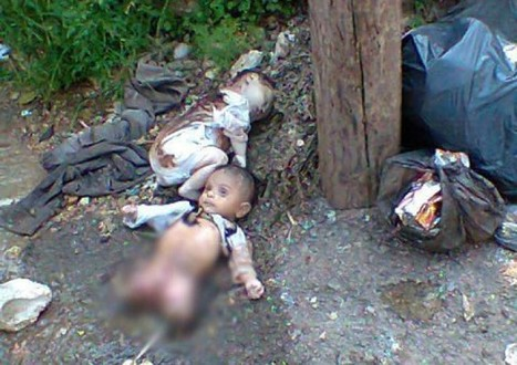 Muslims Kidnap Children, Cut Them To Pieces And Place The Body Parts In Front Of Their Parent's Home, The Muslims Give The Parents A Video Showing The Muslims Raping Their Children Before Slaughter... | Islam : danger planétaire | Scoop.it