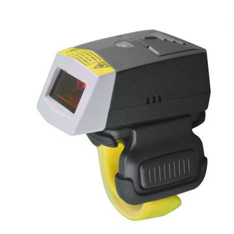 Smart Mobile Pos Ul-FS02 2D Bluetooth Wearable Ring Qr Barcode Scanner | Smart Mobile POS | Scoop.it