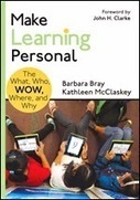 Coming Soon! Make Learning Personal: The What, Who, WOW, Where and Why | Personalize Learning (#plearnchat) | Scoop.it